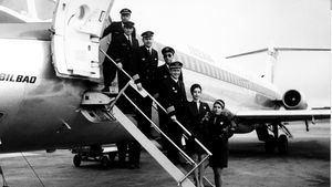 50 años volando a Múnich y Viena