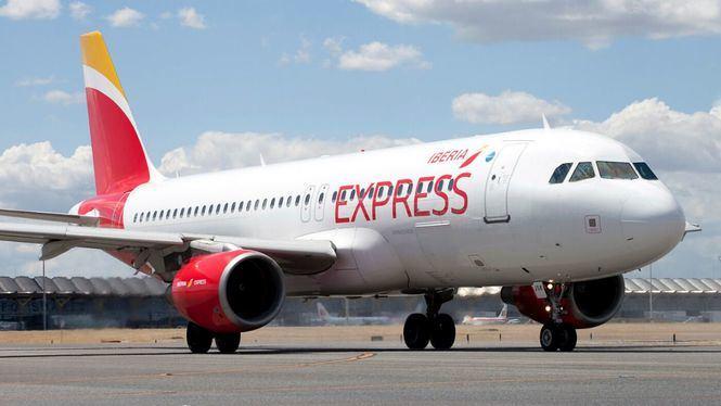 Llega el verano a Iberia Express