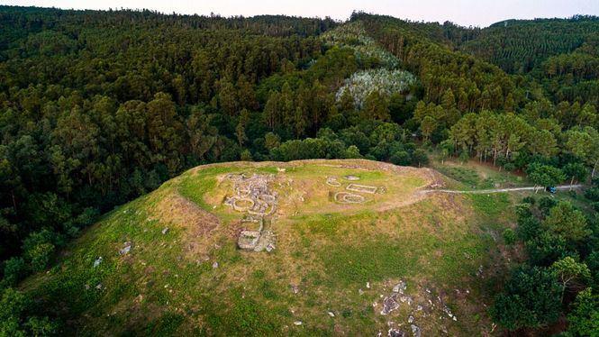 La riqueza arqueológica de Pontevedra