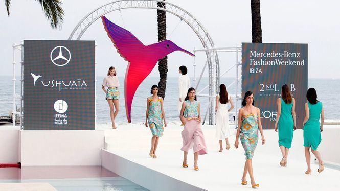 Llega la 3ª edición de Mercedes-Benz Fashion Week Ibiza