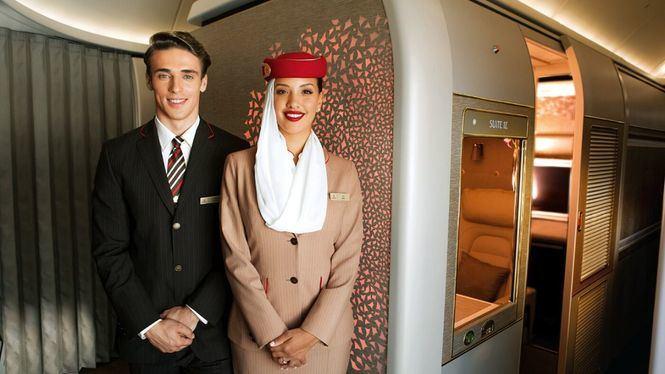 Emirates obtiene el galardón a la Mejor First Class