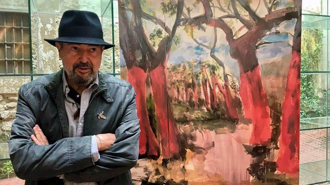El Expresionismo figurativo de Agustin Decórdoba llega a Trujillo