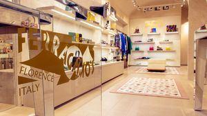 Salvatore Ferragamo inaugura su tercera tienda exclusiva, Creations, en todo el mundo