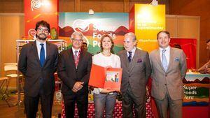 Perú llega a Salón Gourmets en forma de mercado de superfoods