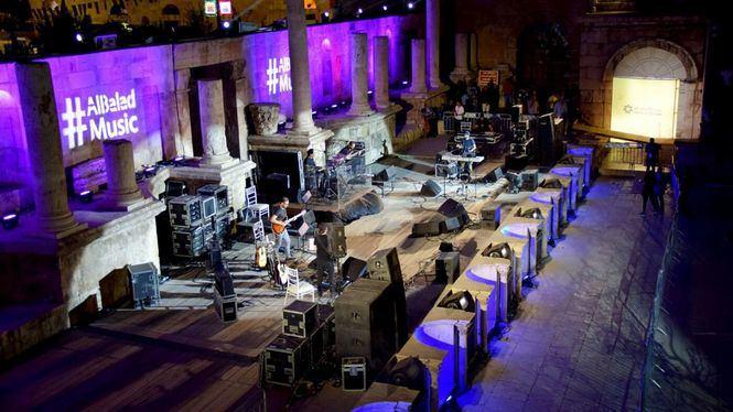El festival Al Balad regresa en junio llenando de música la capital jordana