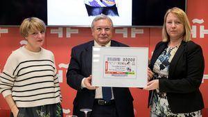 Presentado el cartel de la 78ª edición de la Feria del Libro de Madrid