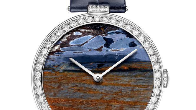 Chaumet presenta la nueva colección de relojería inspirada en la tradición asiática