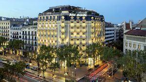 Majestic hotel & Spa Barcelona vuelve a apostar por la solidaridad en Sant Jordi