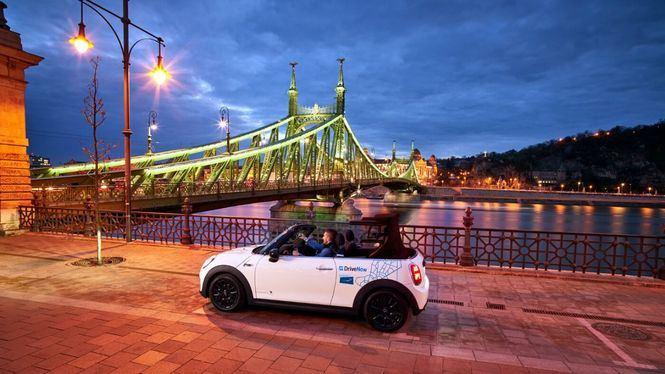 SHARE NOW comienza a operar en Budapest con sus servicios de carsharing flexible