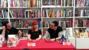 Livewire (volumen 1) con Patricia Martín y Raúl Allén