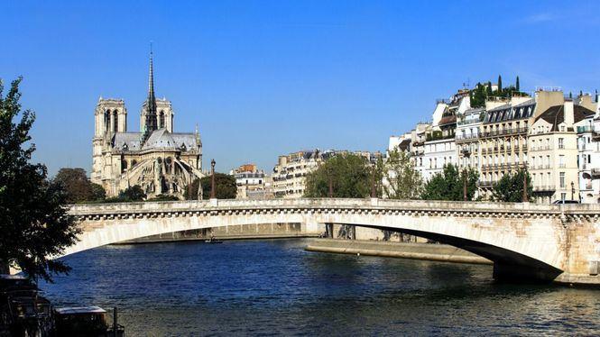 Quasimodo llora… Notre-Dame arde…