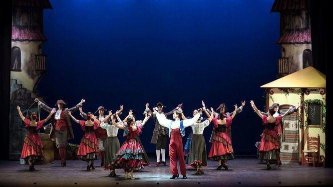 Compañía Antonio Márquez: El Sombrero de Tres Picos / Bolero en Gijón