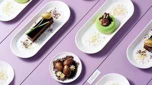 Emirates lanza menús especiales de Pascua