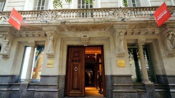 Fundación MAPFRE presenta en Barcelona la exposición: Berenice Abbott. Retratos de la modernidad