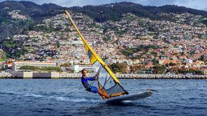 Wind Surf. Funchal