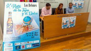 X edición de la Ruta de la Tapa y el Dulce de Los Belones