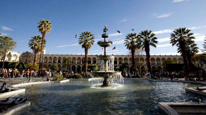 Disfrutar de Arequipa en 48 horas