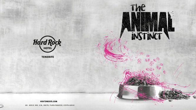 El servicio Animal Instinct, vuelve a Hard Rock Hotel Tenerife