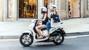 Aumentó el alquiler de motos eléctricas durante la Semana Santa