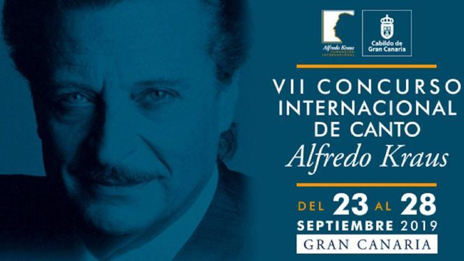 VII Concurso Internacional de Canto Alfredo Kraus