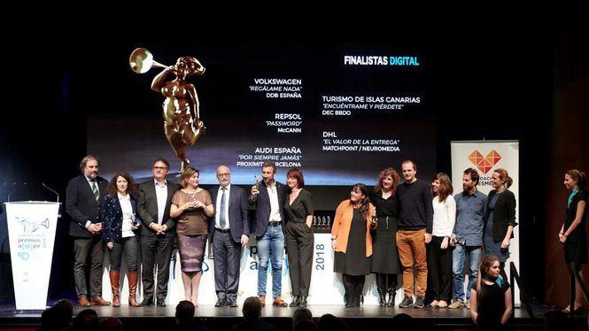 La campaña, Momento Canarias, logra una Plata en los premios AMPE