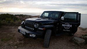 Una experiencia única de la mano de Jeep, Europcar y los hoteles Hard Rock Hotel Ibiza y Hard Rock Hotel Tenerife