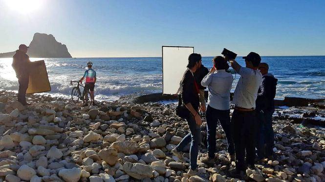 La provincia de Alicante protagoniza el spot oficial de La Vuelta 19