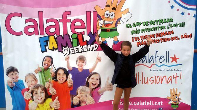 VI Calafell Family Weekend, un divertido fin de semana en familia