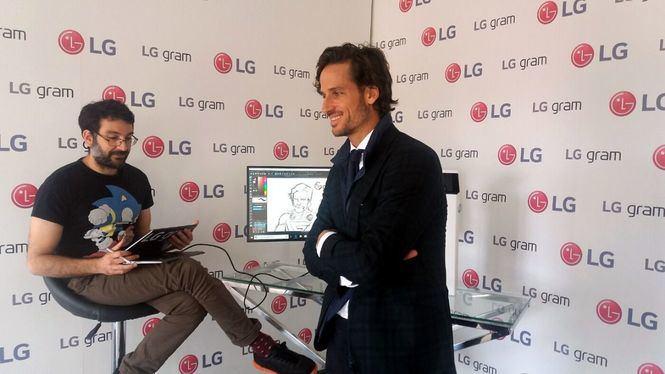 LG presenta el portátil más ligero del mundo, con solo 1,3 kg
