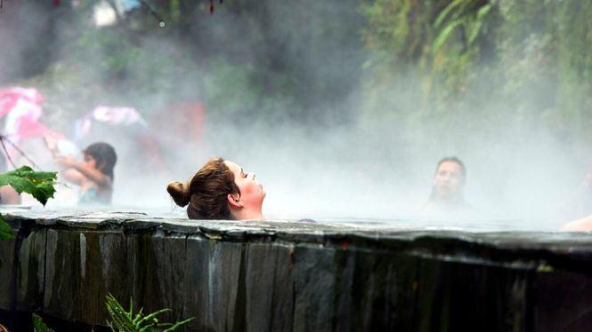 Chile se posiciona como destino wellnes de referencia con más de 270 fuentes termales