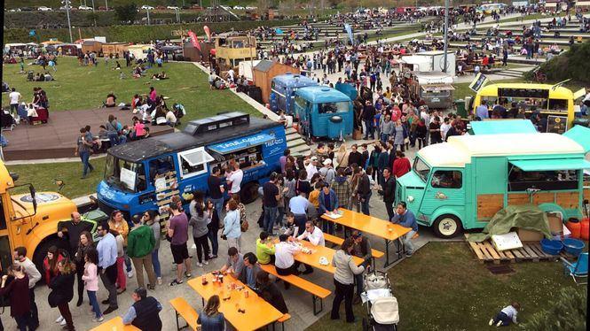 El Reto Food Trucks, propuestas gastronómicas y conciertos en Santander