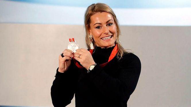 Lydia Valentín de campeona olímpica a Viajera con B