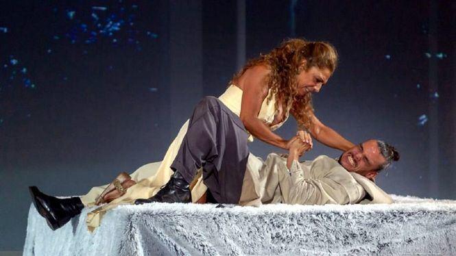 Fedra llega al Nuevo Teatro Circo de Cartagena
