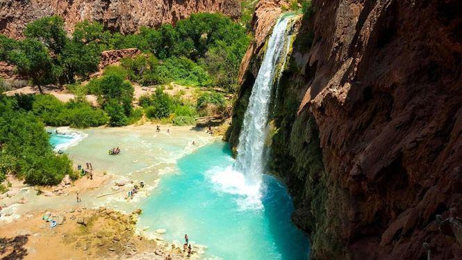 Los mejores lugares del mundo para nadar