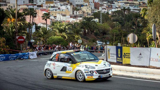 Más de un centenar de equipos inscritos en la 43 edición del Rally de las Islas Canarias