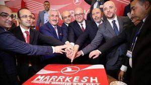 Turkish Airlines a sumado Marrakech a su red de vuelos
