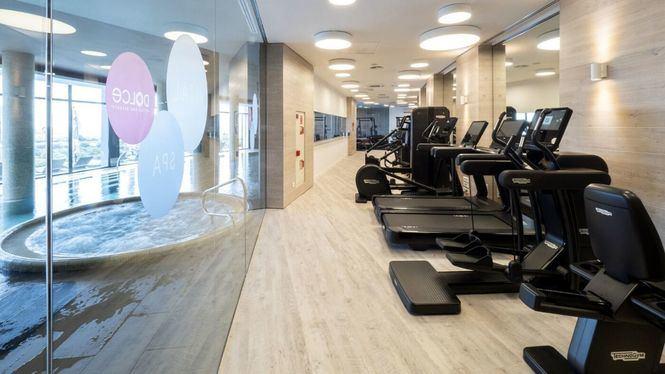Dolce Sitges incorpora la última tecnología Technogym en su exclusivo gimnasio