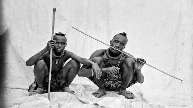 Himba, La tribu más bella de África