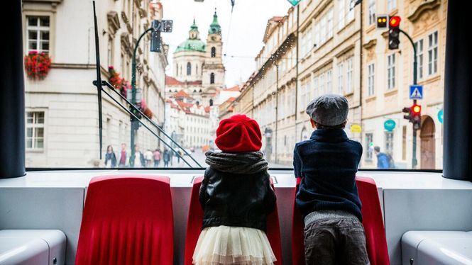 Viajar en familia por la Republica Checa