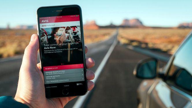 La nueva AVIS APP reinventa el alquiler de vehículos