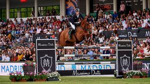 Llega el Longines Global Champions Tour de hípica al Club de Campo de Madrid