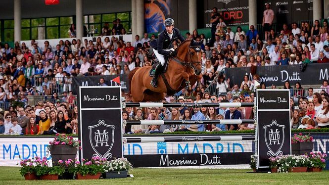 Llega el Longines Global Champions Tour de hípica al Club de Campo de Madrid