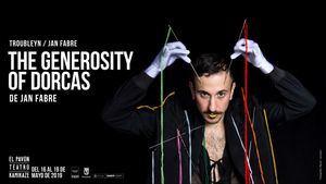 Jan Fabre trae al Teatro Kamikaze la performance: TheGenerosityOf Dorcas