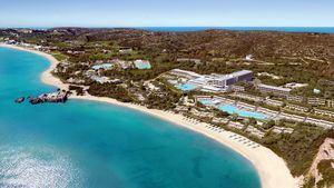 Apertura del nuevo resort Ikos Aria en la Isla de Cos en Grecia