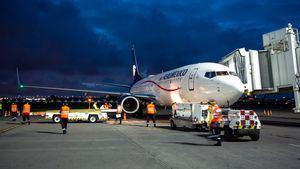Aeroméxico inicia operaciones a Guayaquil, la puerta de Las Islas Galápagos