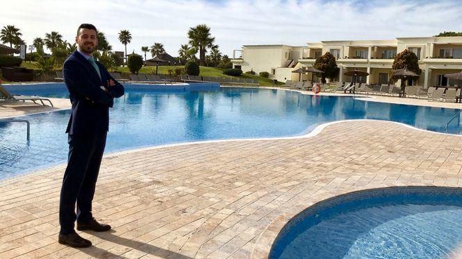 Vincci Hoteles nombra a Enrique Martín-Aragón director de Vincci Costa Golf