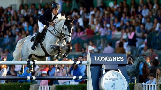 El Longines Global Champions Tour llega por al Club de Campo de Madrid