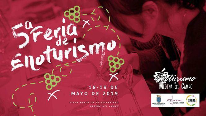 Medina del Campo celebra una nueva edición de la Feria de Enoturismo