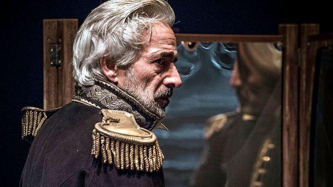 Imanol Arias protagoniza El coronel no tiene quien le escriba, en teatro