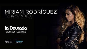 Miriam Rodríguez, finalista de OT 2017, actuará entre Tarragona y Barcelona